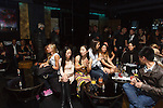 Guests attend the Art of Persuasion event at Beautique on 8 West 58 Street, in New York City on November 19, 2016.