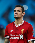 Liverpool's Dejan Lovren in action during the Champions League Quarter Final 2nd Leg match at the Etihad Stadium, Manchester. Picture date: 10th April 2018. Picture credit should read: David Klein/Sportimage