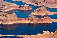 Lake Powell, Utah.  March 2014