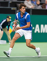 12-02-13, Tennis, Rotterdam, ABNAMROWTT, Robin Haase