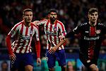 Diego Costa of Atletico de Madrid during the UEFA Europa League match between Atletico de Madrid and Bayer 04 Leverkusen at Wanda Metropolitano Stadium in Madrid, Spain. October 22, 2019. (ALTERPHOTOS/A. Perez Meca)