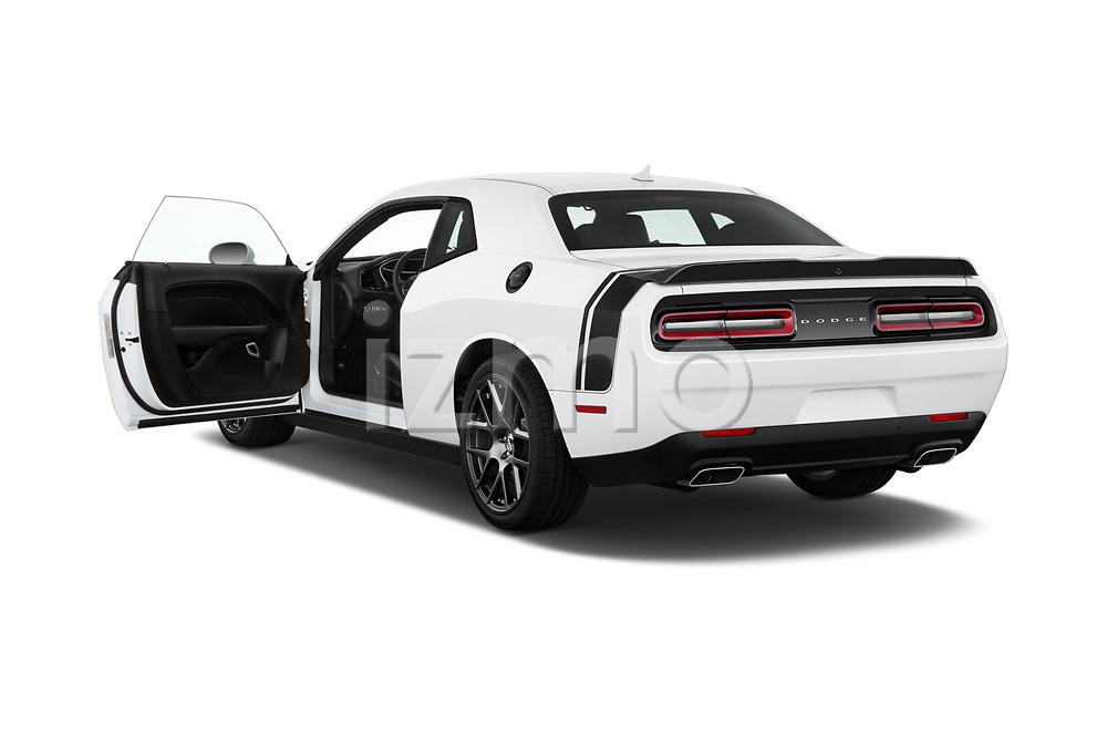 Car images of 2016 Dodge Challenger Scat-Pack 2 Door Coupe Doors