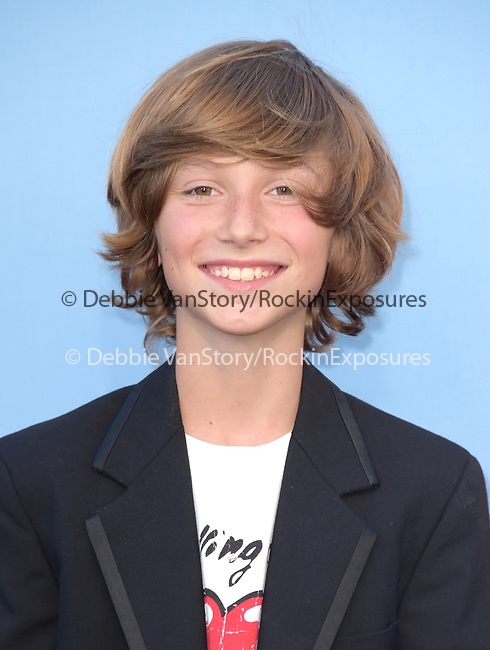 Steele Stebbins attends The Warner Bros. Pictures' L.A. Premiere of Vacation held at The Regency Village Theatre  in Westwood, California on July 27,2015                                                                               © 2015 Hollywood Press Agency