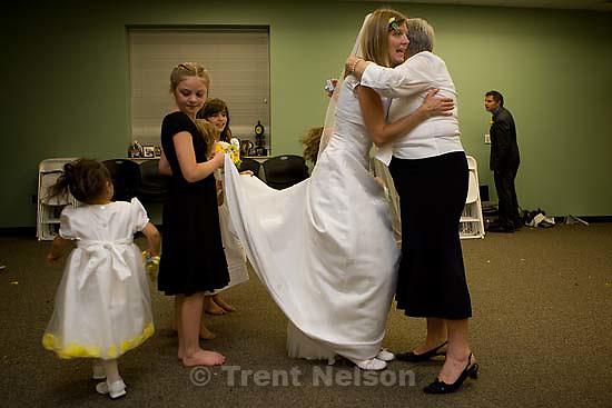 Maddie Quayle, Dave Scott wedding.Monday August 3, 2009 in South Jordan. drew, parker, camilla wickman, madeline quayle