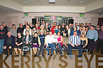 60th: Tony Kearney Ardfert, (seated 6th from legft) who with his family and grandchildren and friends celebrated his 60th Birthday in Ballyroe Heights Hotel, Tralee on Saturday night.................................. ....