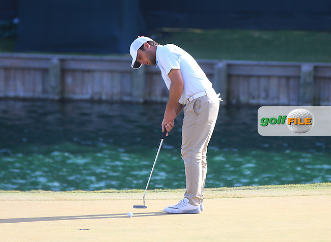 Francesco Molinari (ITA)  during the Final round of The Players 2016 , TPC Sawgrass, Ponte Vedra Beach, Jacksonville.   Florida, USA. 15/05/2016.<br /> Picture: Golffile | Mark Davison<br /> <br /> <br /> All photo usage must carry mandatory copyright credit (&copy; Golffile | Mark Davison)