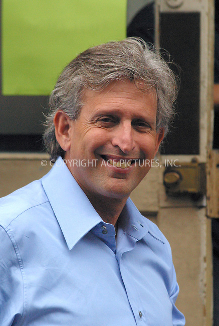 "Producer Joe Roth on the set of ""Mona Lisa Smile"" on Upper West Side, New York. September 7, 2002. Please byline: Alecsey Boldeskul/NY Photo Press.   ..*PAY-PER-USE*      ....NY Photo Press:  ..phone (646) 267-6913;   ..e-mail: info@nyphotopress.com"