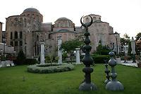 Zeyrek Mosque, once the Pantocrator Monastery Church, Istanbul, Turkey