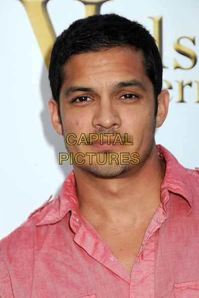 NICHOLAS GONZALEZ. 4th Annual Sports Dream Celebrity Poker and Pool Party Celebrating the 2010 ESPY Awards held at the Playboy Mansion, Beverly Hills, California, USA..July 12th, 2010.headshot portrait pink stubble facial hair .CAP/ADM/BP.©Byron Purvis/AdMedia/Capital Pictures.