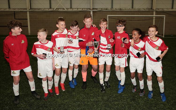 The Sheffield Trophy Football Festival, Sheffield, United Kingdom, 31st March 2019. Photo by Glenn Ashley.