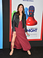 Camille Chen at the premiere for &quot;Game Night&quot; at the TCL Chinese Theatre, Los Angeles, USA 21 Feb. 2018<br /> Picture: Paul Smith/Featureflash/SilverHub 0208 004 5359 sales@silverhubmedia.com