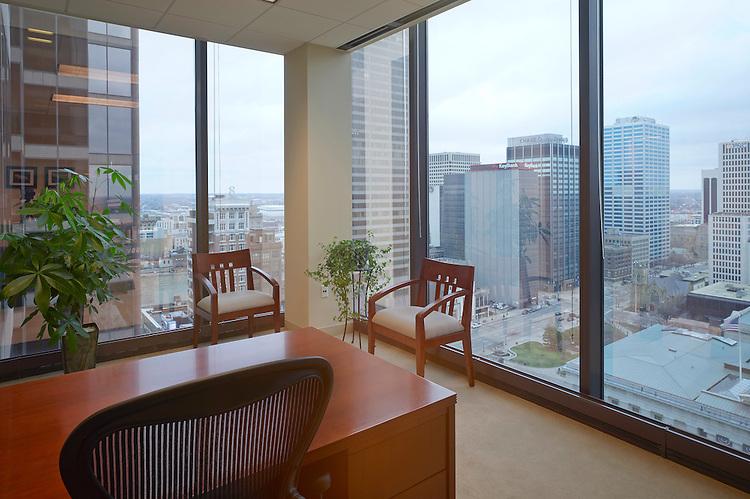 Huntington Bank Building   Client: Eastdil