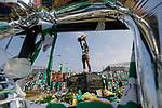 24.04.2019  Billy McNeill's statue