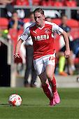 08/08/2015 Sky Bet League 1 Fleetwood Town v Southend United<br /> Declan McManus