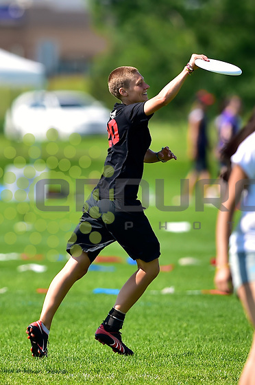 USA Ultimate 2014 US Open - Riot vs Bamboo