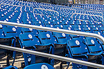 29 May 2016: Infield lower bowl seats are ready to accept fans prior to a game between the St. Louis Cardinals and the Washington Nationals at Nationals Park in Washington, DC. The Nationals defeated the Cardinals 10-2 to split their 4-game series. Mandatory Credit: Ed Wolfstein Photo *** RAW (NEF) Image File Available ***