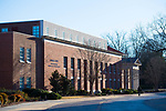 Conner Hall. Photo by Kevin Bain/University Communications Photography