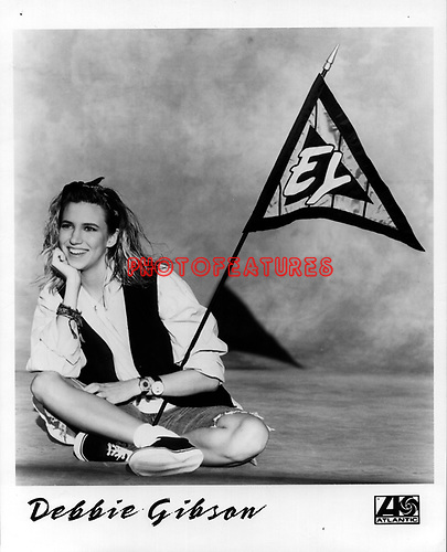 Debbie Gibson an Atlantic<br /> photo from promoarchive.com/ Photofeatures