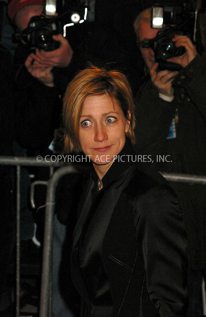 "Edie Falco arrive at the New York Premiere of ""The Hours."" New York, December 15, 2002. Please byline: Alecsey Boldeskul/NY Photo Press.   ..*PAY-PER-USE*      ....NY Photo Press:  ..phone (646) 267-6913;   ..e-mail: info@nyphotopress.com"