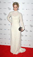 Emilia Fox attends the WGSN Global Fashion Awards at the Victoria & Albert Museum on October 30, 2013 in London, England