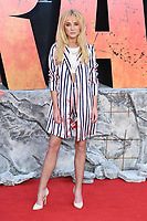 """Nicola Hughes<br /> arriving for the """"Rampage"""" premiere at the Cineworld Empire Leicester Square, London<br /> <br /> ©Ash Knotek  D3395  11/04/2018"""