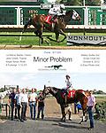 Monmouth Park Win Photos 10-2012