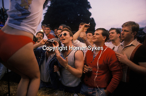 Mildenhall, Suffolk. 1980's<br />