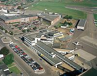 September 1997. Luchthaven van Deurne.
