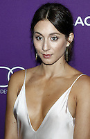 www.acepixs.com<br /> <br /> February 21 2017, LA<br /> <br /> Actress Troian Bellisario arriving at the 19th CDGA (Costume Designers Guild Awards) at The Beverly Hilton Hotel on February 21, 2017 in Beverly Hills, California. <br /> <br /> By Line: Famous/ACE Pictures<br /> <br /> <br /> ACE Pictures Inc<br /> Tel: 6467670430<br /> Email: info@acepixs.com<br /> www.acepixs.com