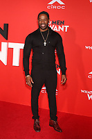 "LOS ANGELES - JAN 28:  Darrin Henson at the ""What Men Want"" Premiere at the Village Theater on January 28, 2019 in Westwood, CA"