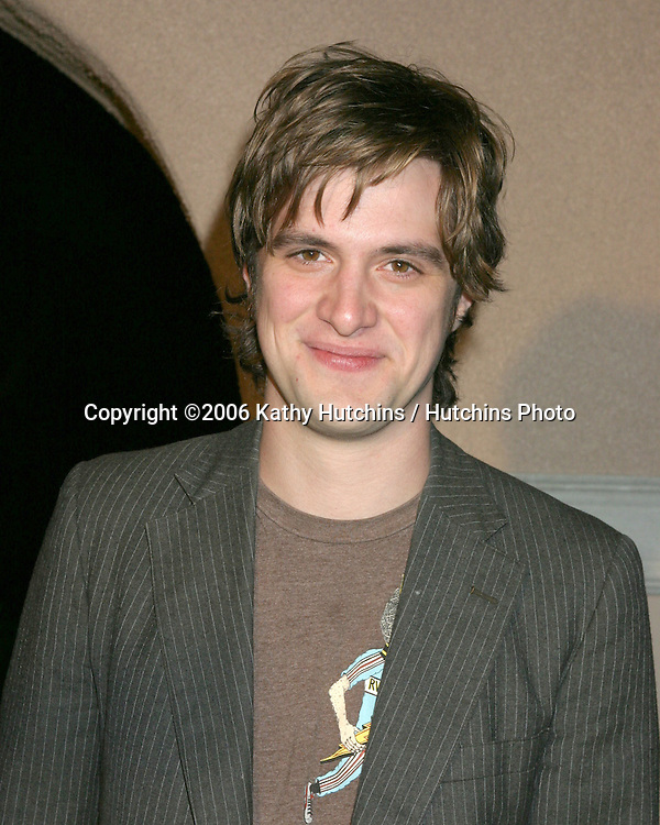 Shane McRae.NBC TCA Press Tour Party.Pasadena Ritz Carlton Hotel.Padadena, CA.January 22, 2006.©2006 Kathy Hutchins / Hutchins Photo....