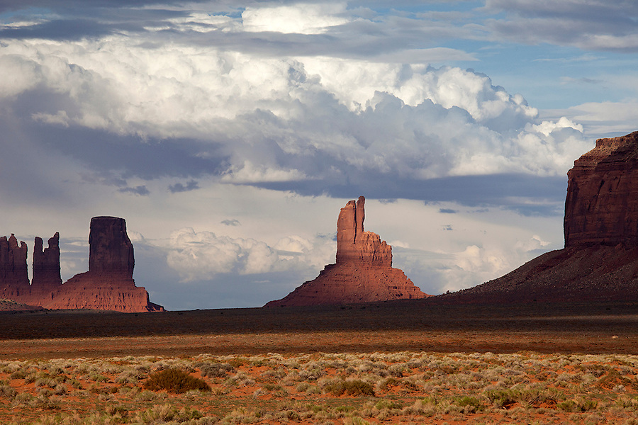 After the Storm, Monument Valley, UTAH, USA