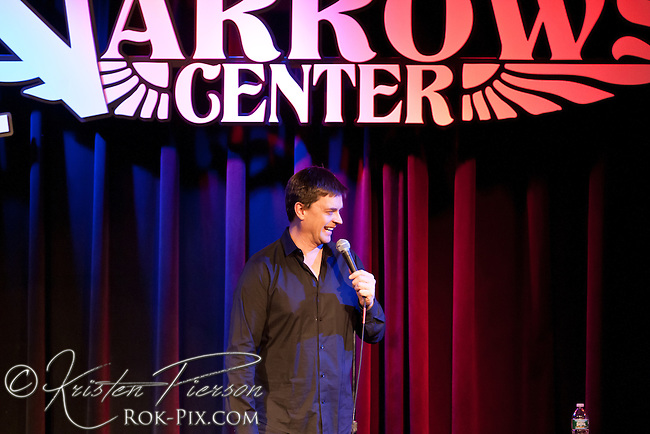 Comedian Jim Breuer performs at the Narrows Center for the Arts January 24 2015