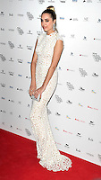 Amber Le Bon attends the WGSN Global Fashion Awards at the Victoria & Albert Museum on October 30, 2013 in London, England