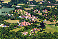 BNPS.co.uk (01202 558833)<br /> Pic: KnightFrank/BNPS<br /> <br /> Home fit for heroes&hellip;<br /> <br /> Wealthy homebuyers could own an entire estate of houses as a rehabilitation centre for wounded soldiers has gone on the market - but it is believed to be worth in excess of &pound;30million.<br /> <br /> Headley Court near Leatherhead in Surrey has a stunning Grade II listed mansion at the centre of its 82-acre site but also has 56 semi-detached and eight detached houses.<br /> <br /> The site has been a home from home for injured military personnel for more than 60 years, but is now looking for a new purpose as the service is moving to the Stanford Hall Estate near Loughborough.<br /> <br /> The impressive property portfolio is now being sold by Knight Frank, which says there is no guide price and they are inviting expressions of interest and bids, but locally the site is rumoured to have been valued at more than &pound;30million.