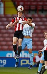 Horacio Hirst of Sheffield Utd during the Professional Development League play-off final match at Bramall Lane Stadium, Sheffield. Picture date: May 10th 2017. Pic credit should read: Simon Bellis/Sportimage
