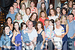 40 rocks<br /> -----------<br /> Caroline Reidy, Tralee, front centre, got a massive surprise from her loving hubby Diarmuid along with their two girls Keelin&amp;Kaela and many friends and family when she arrived to the Meadowlands hotel in the town last Saturday evening to find a big organised bash for her.