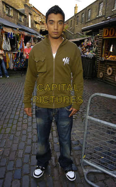 TIM KASH.Attends the 11th Annual MOBO Awards Nominations & Launch at Proud Camden, London, England, .August 15th 2006..full length cash green top jeans trainers.Ref: CAN.www.capitalpictures.com.sales@capitalpictures.com.©Can Nguyen/Capital Pictures