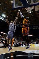 Sato vs Pumpria<br /> Liga Endesa ACB - 2014/15<br /> J6<br /> Valencia Basket vs Rio Natura Monbus Obradoiro