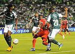Deportivo Cali venció 1-0 a América.  Fecha 15 Liga Águila II-2018.