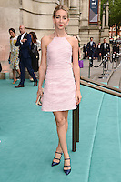 Sabine Getty at the V&amp;A Summer Party at the Victoria and Albert Museum, London.<br /> June 22, 2016  London, UK<br /> Picture: Steve Vas / Featureflash