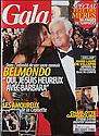 Gala<br /> Jean-Paul Belmondo et Barbara<br /> Cannes 2011