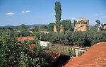 Turkey, Iznik (formerly Nicaea). The old city walls