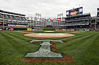 Texas Rangers Ballpark on May 11, 2011 in Arlington, Texas. (Photo by Andrew Woolley / Four Seam Images)