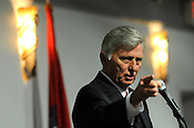 Gov. Mike Beebe at Political Animals