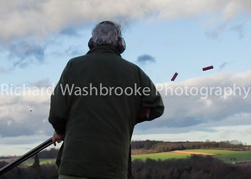 Luton Hoo Estate Shoot  19th January 2012