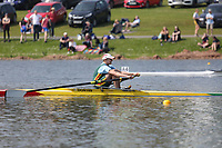 Race: 49  Event: J15 1x   Final B <br /> <br /> Junior Inter Regional Regatta 2018<br /> <br /> To purchase this photo, or to see pricing information for Prints and Downloads, click the blue 'Add to Cart' button at the top-right of the page.