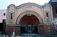Movie Theatre: Memphis, TN. Daisy Theater Beale St.