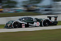 Team Bentley entered a pair of the Bentley Speed 8 004 machines at Sebring in 2003, placing 3rd and 4th at the finish.