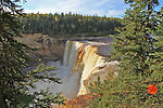 ALEXANDRA FALLS AND HAYE RIVEWR GORGE, NWT